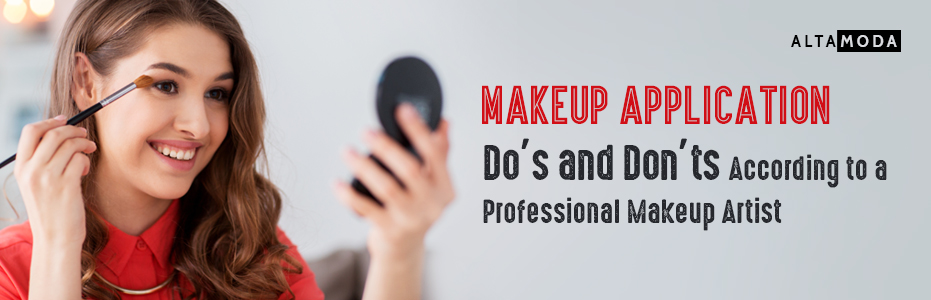 Some Makeup Do's and Don'ts According to Professional Makeup Artist
