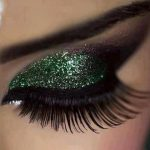 green-eye-make-up
